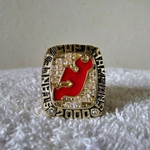 New Jersey Devils Championship Ring